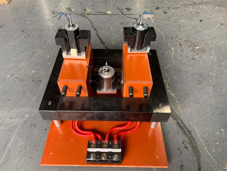水冷径向整机2或4极充磁夹具