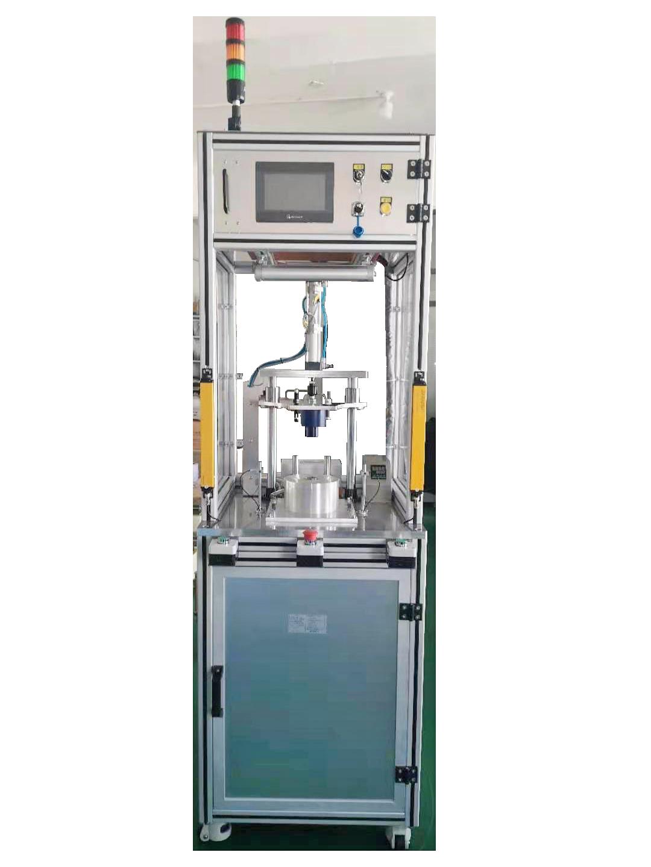 在线自动充磁测量一体工作台