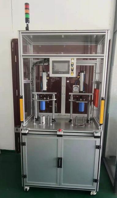 在线自动双工位充磁测量一体设备